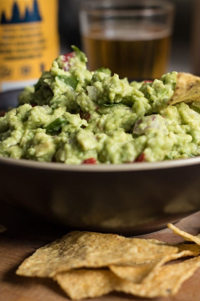 Milk and Pop - Amazing (and Easy) Guacamole