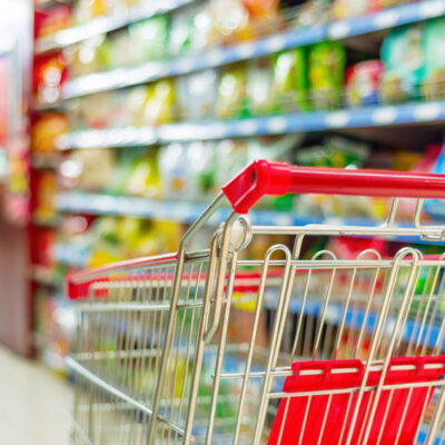 How to Check Food Labels - Shopping Cart for Nuts