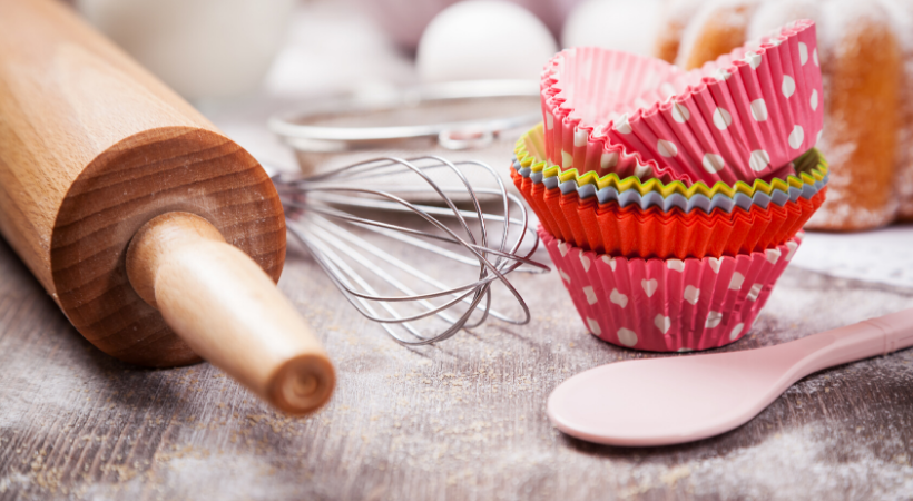 Baking Tools and Rolling Pin