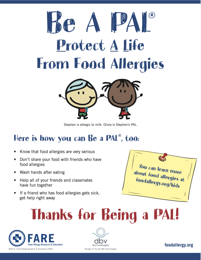 Be a Pal Poster
